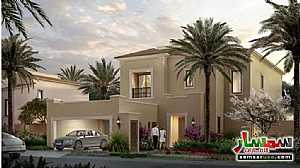 Villa 3 bedrooms 4 baths 3,500 sqft extra super lux For Sale Dubai Land Dubai - 2