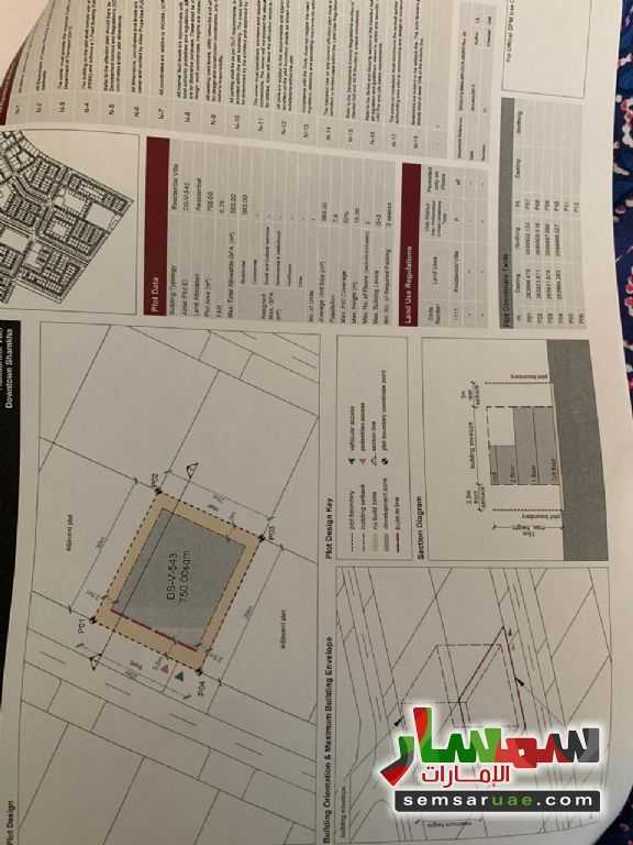 Photo 1 - Land 750 sqm For Sale Al Shamkha Abu Dhabi