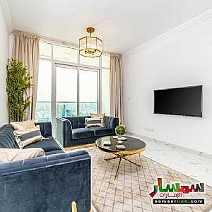 Ad Photo: Apartment 1 bedroom 2 baths 80 sqm extra super lux in Al Rashidiya  Ajman