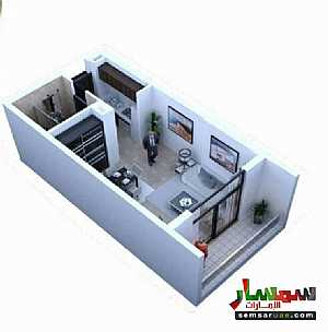 Ad Photo: Apartment 1 bedroom 1 bath 510 sqft in Dubai
