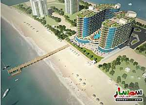 Ad Photo: Apartment 1 bedroom 2 baths 1150 sqft extra super lux in Al Marjan Island  Ras Al Khaimah