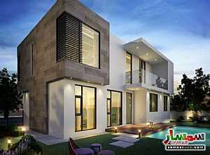 Ad Photo: Villa 3 bedrooms 4 baths 3000 sqft super lux in Tilal City  Sharjah