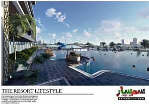 Apartment 1 bedroom 1 bath 360 sqft extra super lux For Sale Al Barsha Dubai - 2