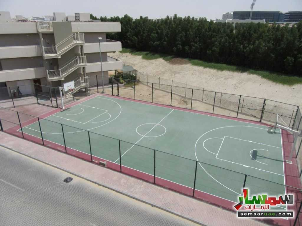 Ad Photo: Apartment 1 bedroom 1 bath 1350 sqm extra super lux in Khalifa City  Abu Dhabi