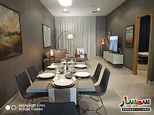 Apartment 1 bedroom 2 baths 73 sqm super lux