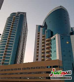 Ad Photo: Apartment 1 bedroom 2 baths 841 sqft lux in Ajman Corniche Road  Ajman