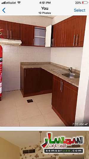 Apartment 2 bedrooms 2 baths 981 sqft without finish For Rent Emirates City Ajman - 3