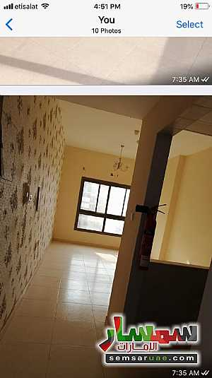 Apartment 2 bedrooms 2 baths 981 sqft without finish For Rent Emirates City Ajman - 7