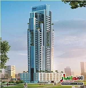 Ad Photo: Apartment 1 bedroom 1 bath 1060 sqft extra super lux in Jumeirah  Dubai
