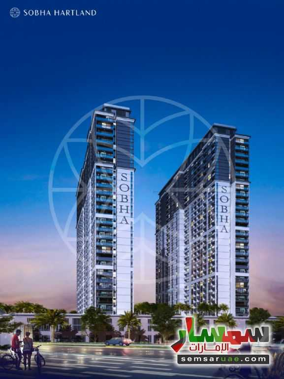 Photo 1 - Apartment 1 bedroom 2 baths 495 sqft extra super lux For Sale Mohammad Bin Rashid City Dubai