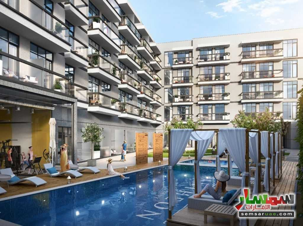 Ad Photo: Apartment 1 bedroom 1 bath 396 sqft extra super lux in Jumeirah Village Circle  Dubai