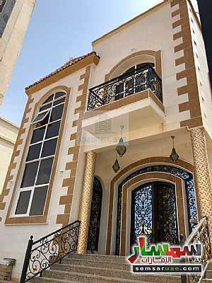 Ad Photo: Villa 5 bedrooms 7 baths 3200 sqm extra super lux in Al Mwaihat  Ajman
