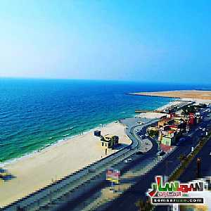 Ad Photo: Apartment 2 bedrooms 2 baths 1920 sqft super lux in Ajman Corniche Road  Ajman