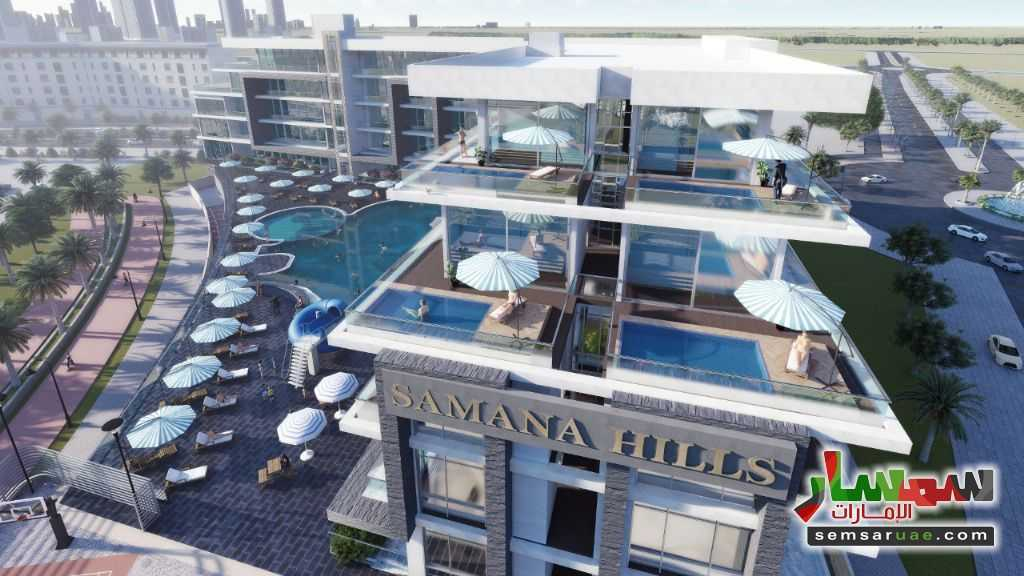 Photo 10 - Apartment 1 bedroom 1 bath 360 sqft extra super lux For Sale Al Barsha Dubai