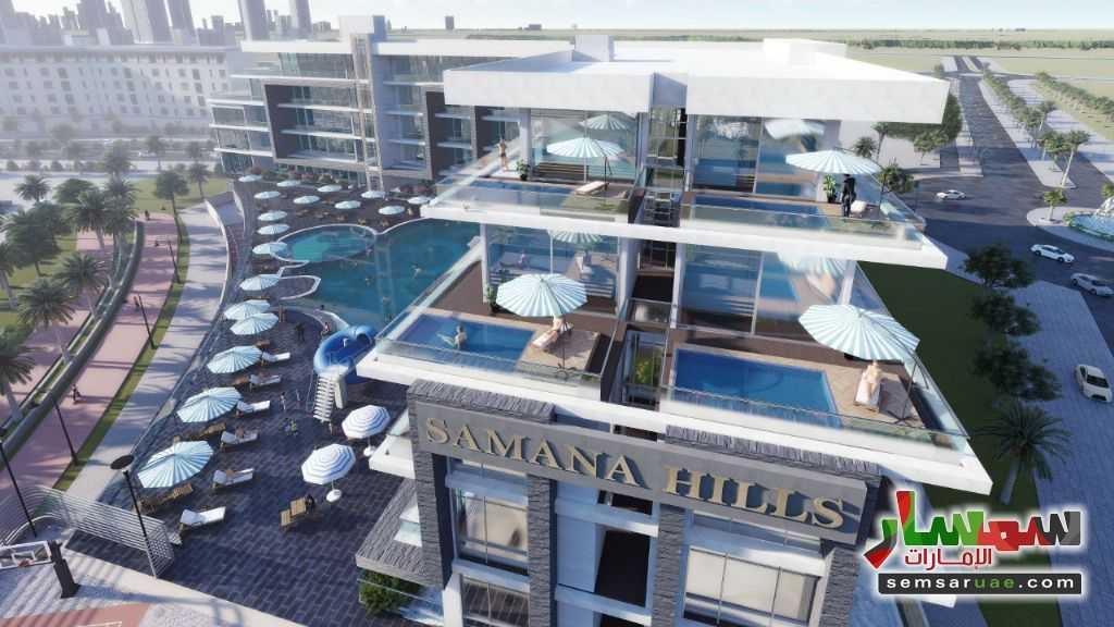 Photo 5 - Apartment 1 bedroom 1 bath 400 sqft extra super lux For Sale Al Barsha Dubai