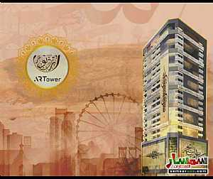 Ad Photo: Apartment 1 bedroom 2 baths 88 sqm super lux in Al Nahda  Sharjah