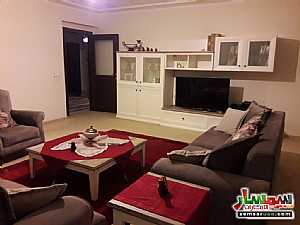 Duplex 6 bedrooms 5 baths 360 sqm extra super lux For Rent Cankaya Ankara - 11