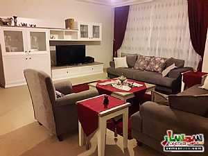 Duplex 6 bedrooms 5 baths 360 sqm extra super lux For Rent Cankaya Ankara - 12