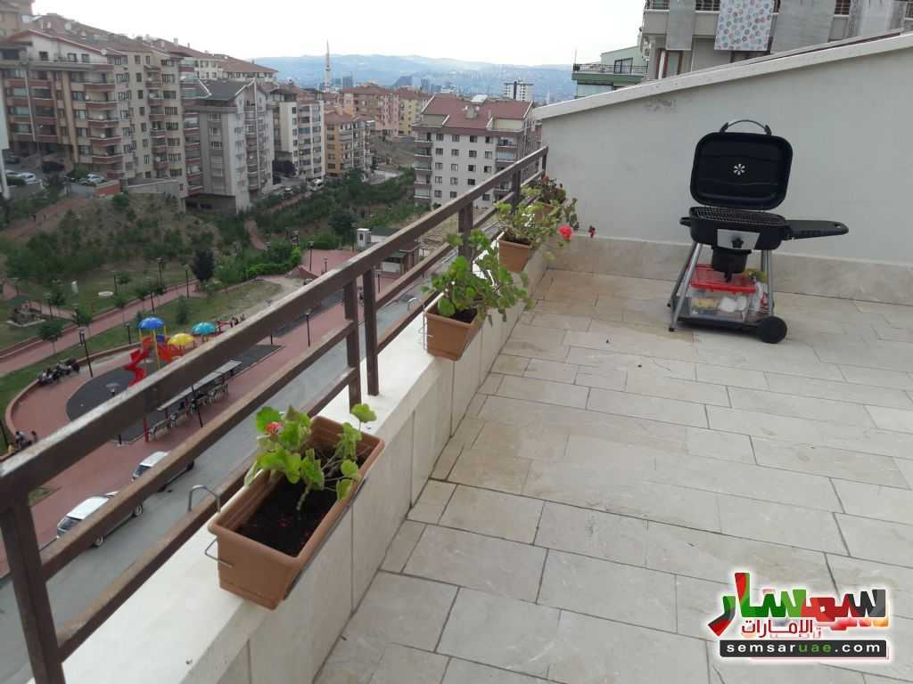 Photo 42 - Duplex 6 bedrooms 5 baths 360 sqm extra super lux For Rent Cankaya Ankara
