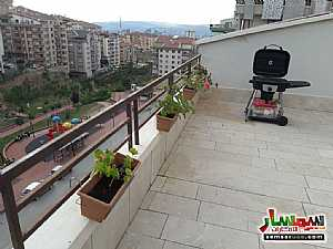 Duplex 6 bedrooms 5 baths 360 sqm extra super lux For Rent Cankaya Ankara - 42