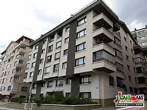 Duplex 6 bedrooms 5 baths 360 sqm extra super lux For Rent Cankaya Ankara - 48