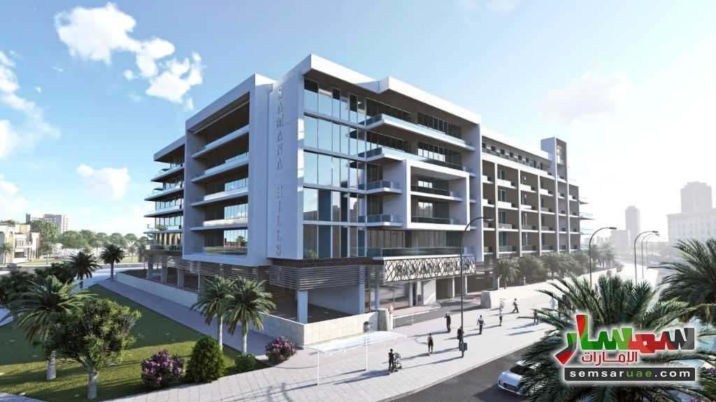 Photo 5 - Apartment 1 bedroom 1 bath 450 sqft super lux For Sale Umm Suqeim Dubai