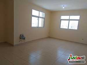 Apartment 1 bedroom 1 bath 1,100 sqm extra super lux For Rent Shakhbout City Abu Dhabi - 6