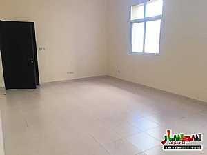 Apartment 1 bedroom 1 bath 1,100 sqm extra super lux For Rent Shakhbout City Abu Dhabi - 8