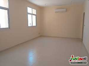 Apartment 1 bedroom 1 bath 1,100 sqm extra super lux For Rent Shakhbout City Abu Dhabi - 11