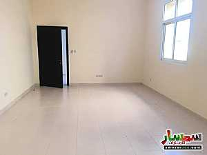 Apartment 1 bedroom 1 bath 1,100 sqm extra super lux For Rent Shakhbout City Abu Dhabi - 13