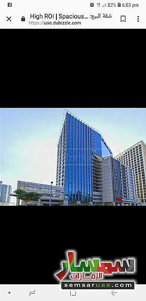 Ad Photo: Apartment 1 bedroom 2 baths 757 sqft extra super lux in Business Bay  Dubai
