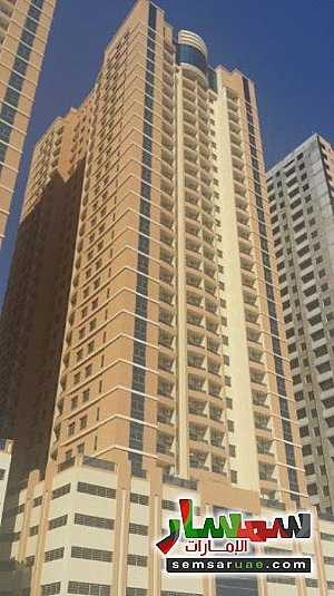 Ad Photo: Apartment 1 bedroom 2 baths 74 sqm super lux in Emirates City  Ajman