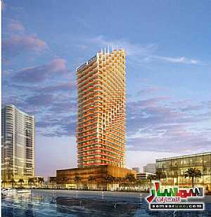 Ad Photo: Apartment 1 bedroom 2 baths 825 sqm extra super lux in Meydan Avenue  Dubai