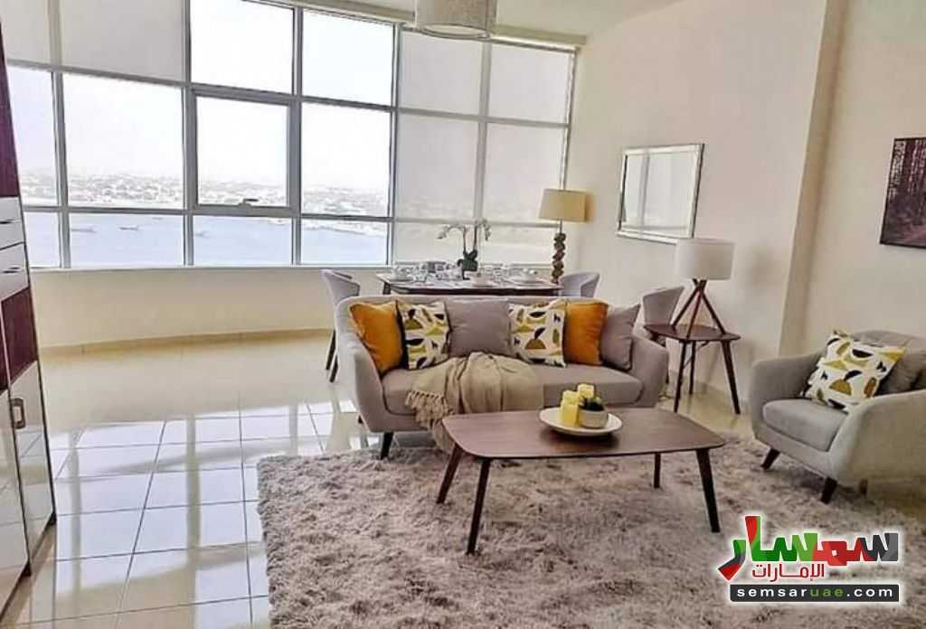 Ad Photo: Apartment 1 bedroom 2 baths 842 sqft extra super lux in Al Bustan  Ajman