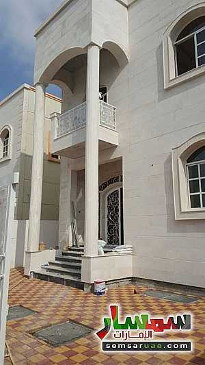 Ad Photo: Villa 5 bedrooms 7 baths 3500 sqft extra super lux in Al Zahraa  Ajman