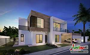 Villa 2 bedrooms 2 baths 1,383 sqft extra super lux For Sale Al Suyoh Sharjah - 1