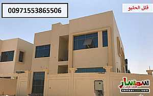 Ad Photo: Villa 5 bedrooms 5 baths 450 sqm extra super lux in Al Helio  Ajman
