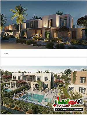 Villa 2 bedrooms 5 baths 5,800 sqft super lux For Sale Ghantoot Abu Dhabi - 2