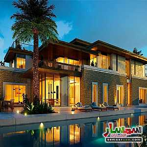 Ad Photo: Villa 7 bedrooms 9 baths 21700 sqft extra super lux in Ghantoot  Abu Dhabi