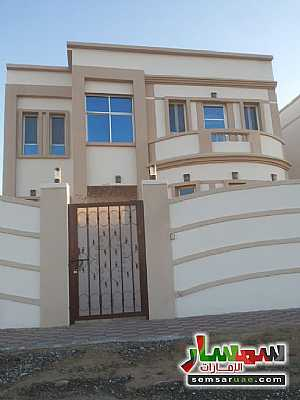 Ad Photo: Villa 3 bedrooms 5 baths 336 sqm semi finished in Umm Al Nar  Abu Dhabi