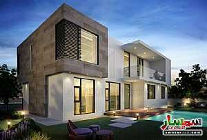 Ad Photo: Villa 3 bedrooms 4 baths 1900 sqft extra super lux in Al Suyoh  Sharjah