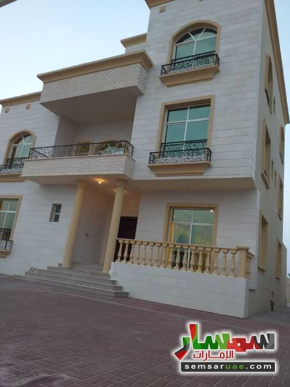 Photo 2 - Villa 6 bedrooms 8 baths 1,045 sqm super lux For Sale Mohamed Bin Zayed City Abu Dhabi