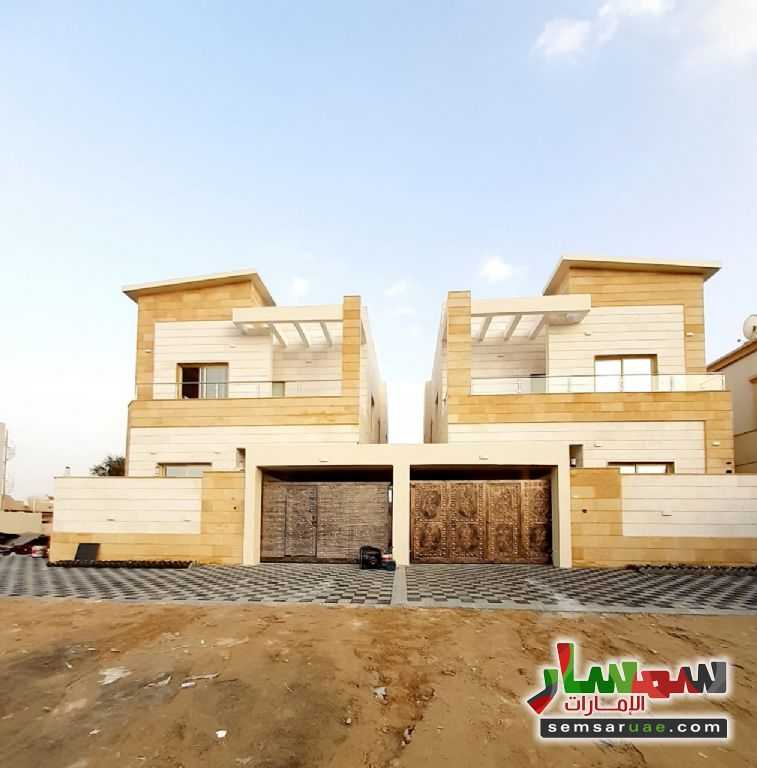 Ad Photo: Villa 5 bedrooms 7 baths 3200 sqft extra super lux in Ajman