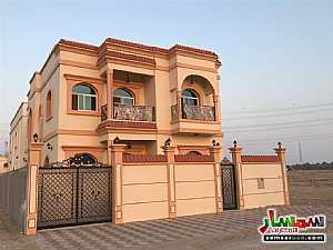 Ad Photo: Villa 5 bedrooms 6 baths 3203 sqft super lux in Al Helio  Ajman