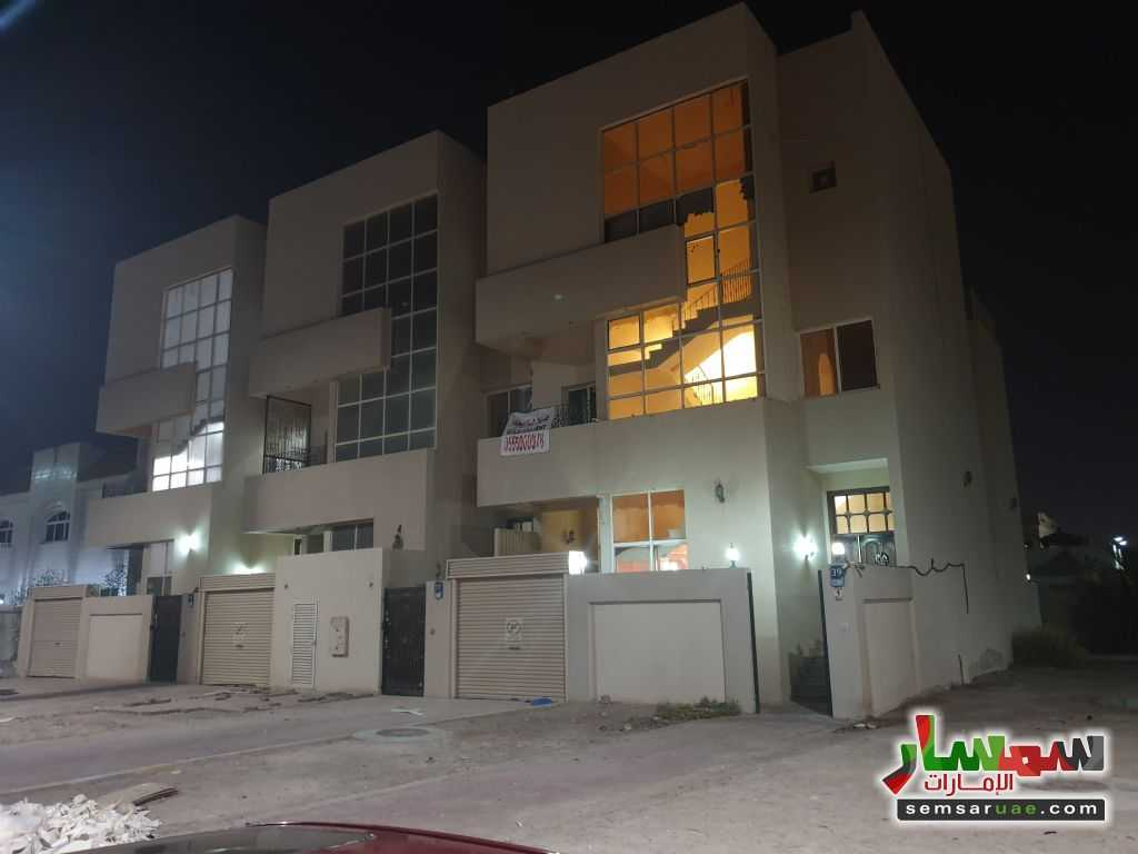Photo 1 - Villa 6 bedrooms 7 baths 350 sqm extra super lux For Rent Muroor Area Abu Dhabi