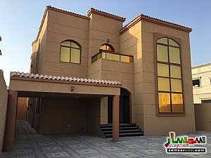 Ad Photo: Villa 5 bedrooms 7 baths 450 sqm super lux in Al Rawdah  Ajman
