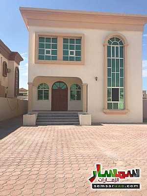 Villa 5 bedrooms 5 baths 4200 sqft lux For Sale Al Rawdah Ajman - 1