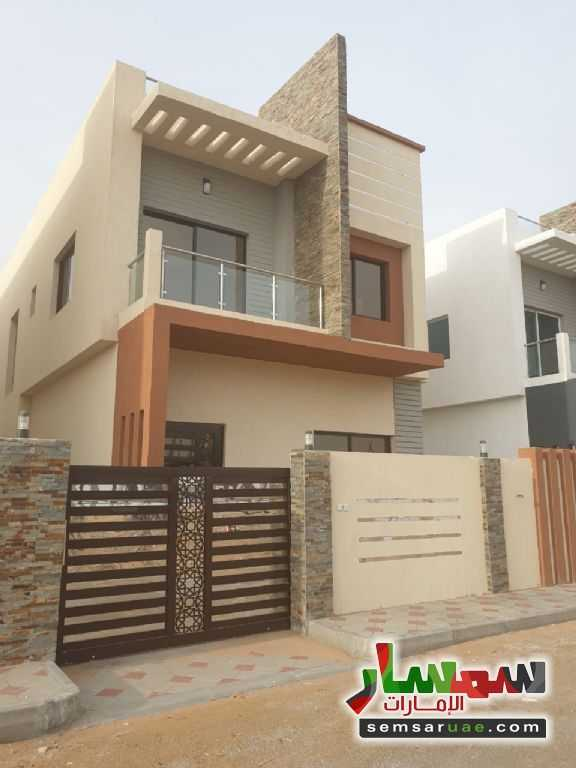 Photo 10 - Villa 3 bedrooms 5 baths 3,000 sqft super lux For Sale Al Helio Ajman