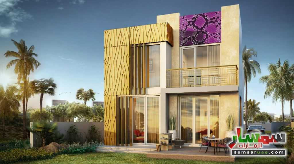 Ad Photo: Villa 3 bedrooms 3 baths 2110 sqft without finish in UAE