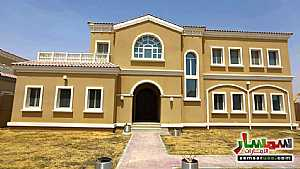 Ad Photo: Villa 7 bedrooms 8 baths 220 sqm without finish in Zakher  Al Ain